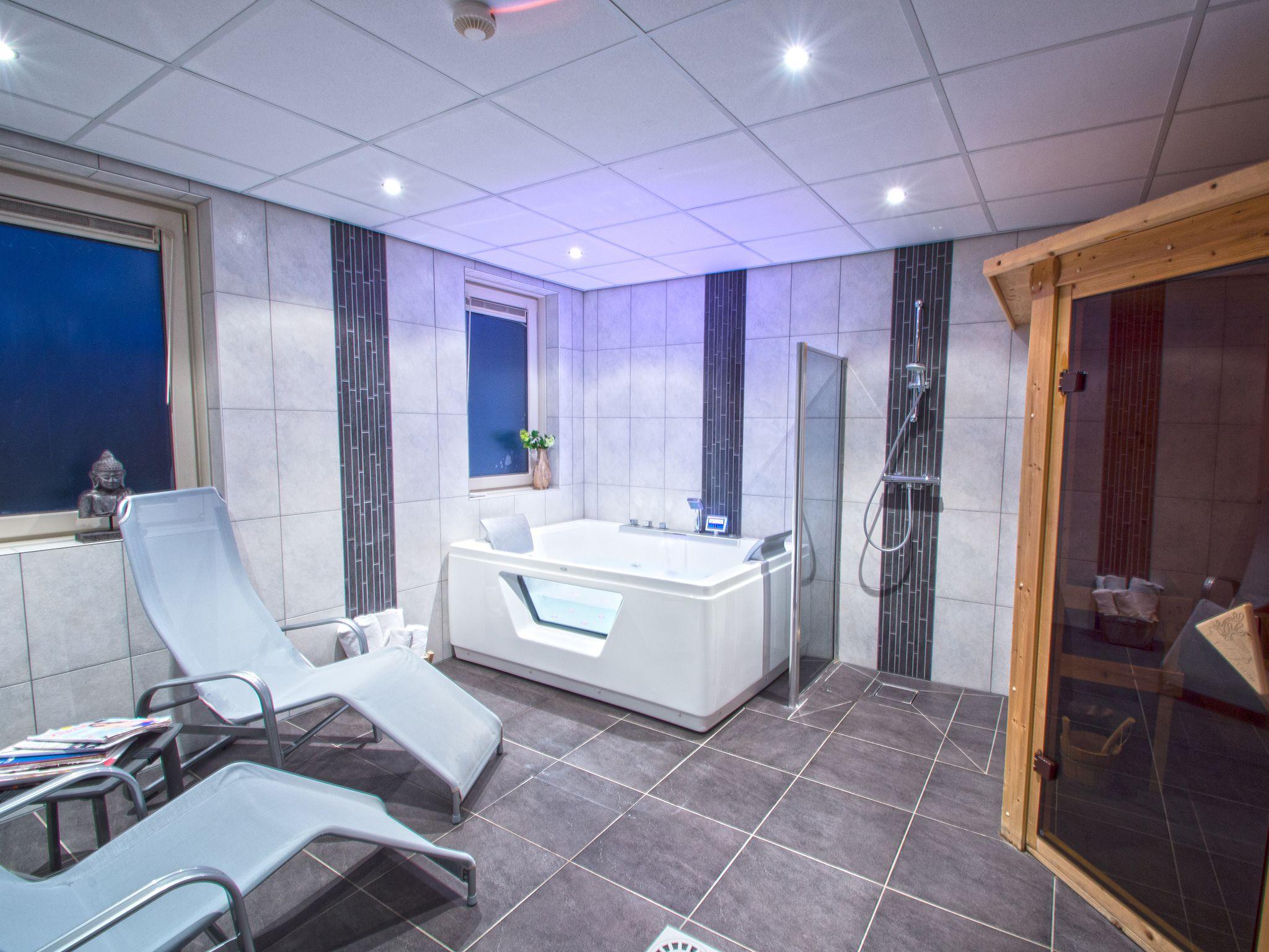 Wellness Auf Texel Mit Sauna Und Jacuzzi Im Gutshaus Tatenhove De